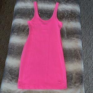 Victoria Secret Pink Cotton Dress